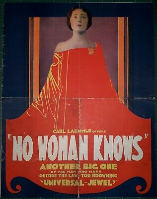 Tod-Brownings-NO-WOMAN-KNOWS-Universal-Film-1921